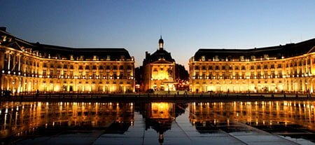 B Wine Tour - Place de la Bourse Bordeaux