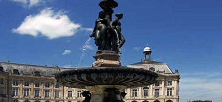 B Wine Tours - Bordeaux - Place de la Bourse