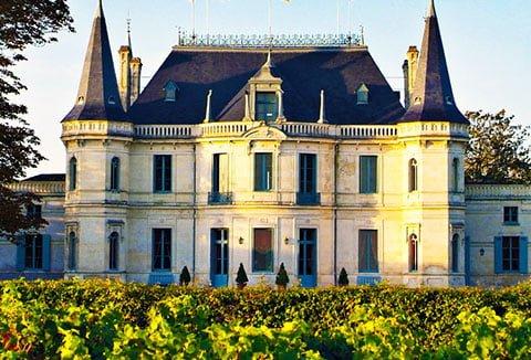 B Wine Tour - Bordeaux -Medoc -Chateau Palmer