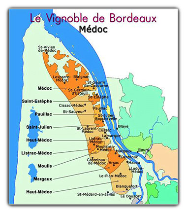 B Wine Tour - Vignobles de Bordeaux - Medoc