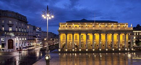 Grand Theatre - Visite Bordeaux - B Wine Tour